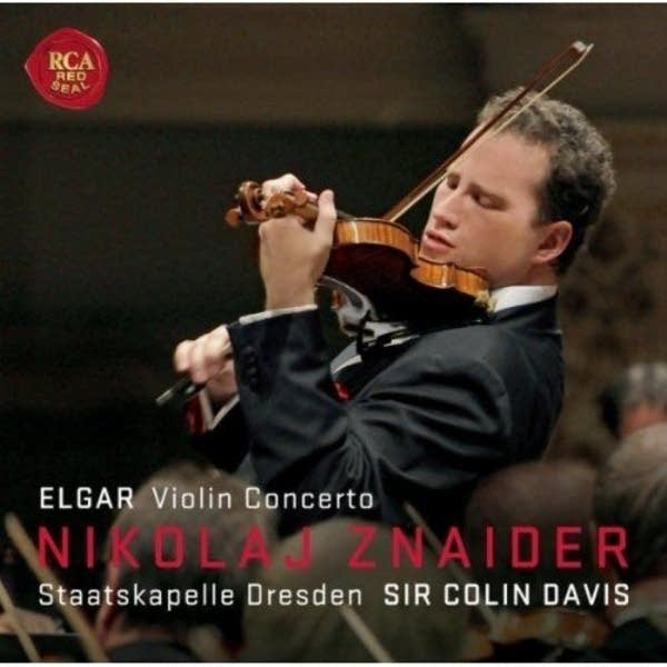 Znaider plays Elgar