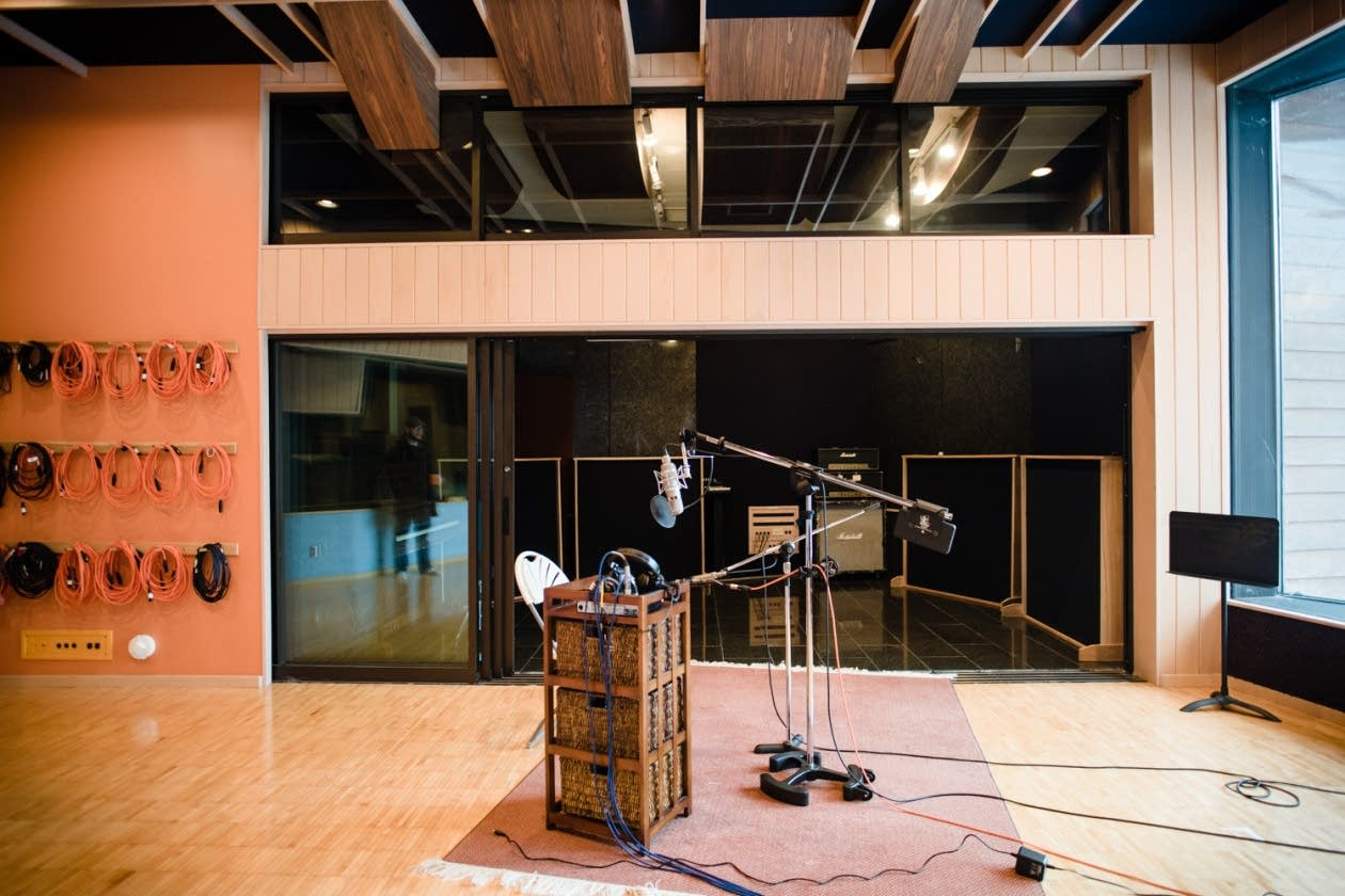 Seedy Underbelly studios (formerly Pachyderm Studi