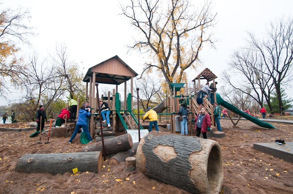 North Loop playground