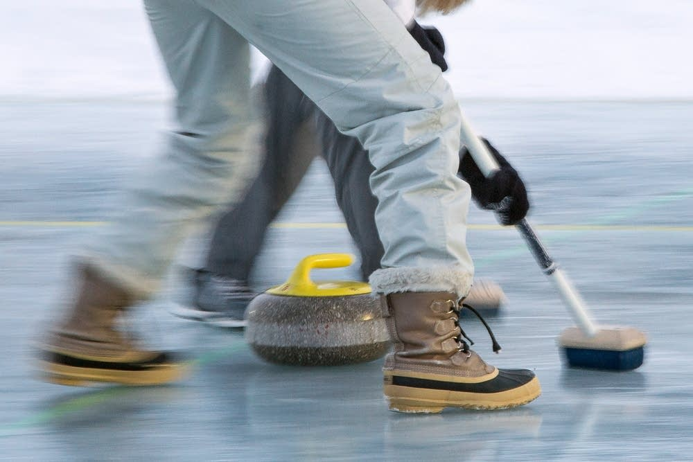 Entry fees support junior curlers.