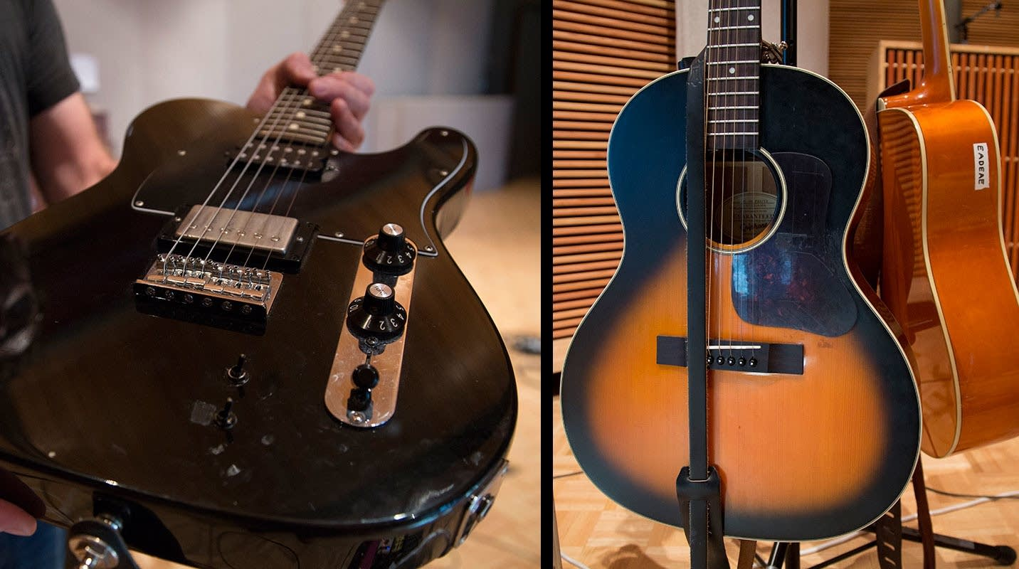 The Current's Guitar Collection: Field Report - Epiphone