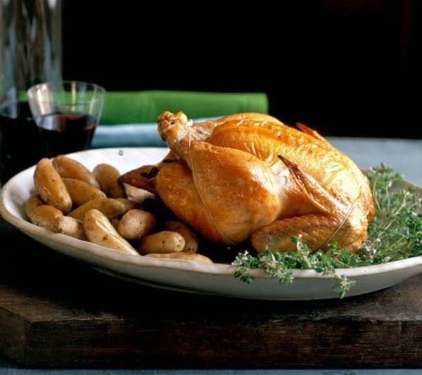 Fool-Proof Roast Chicken