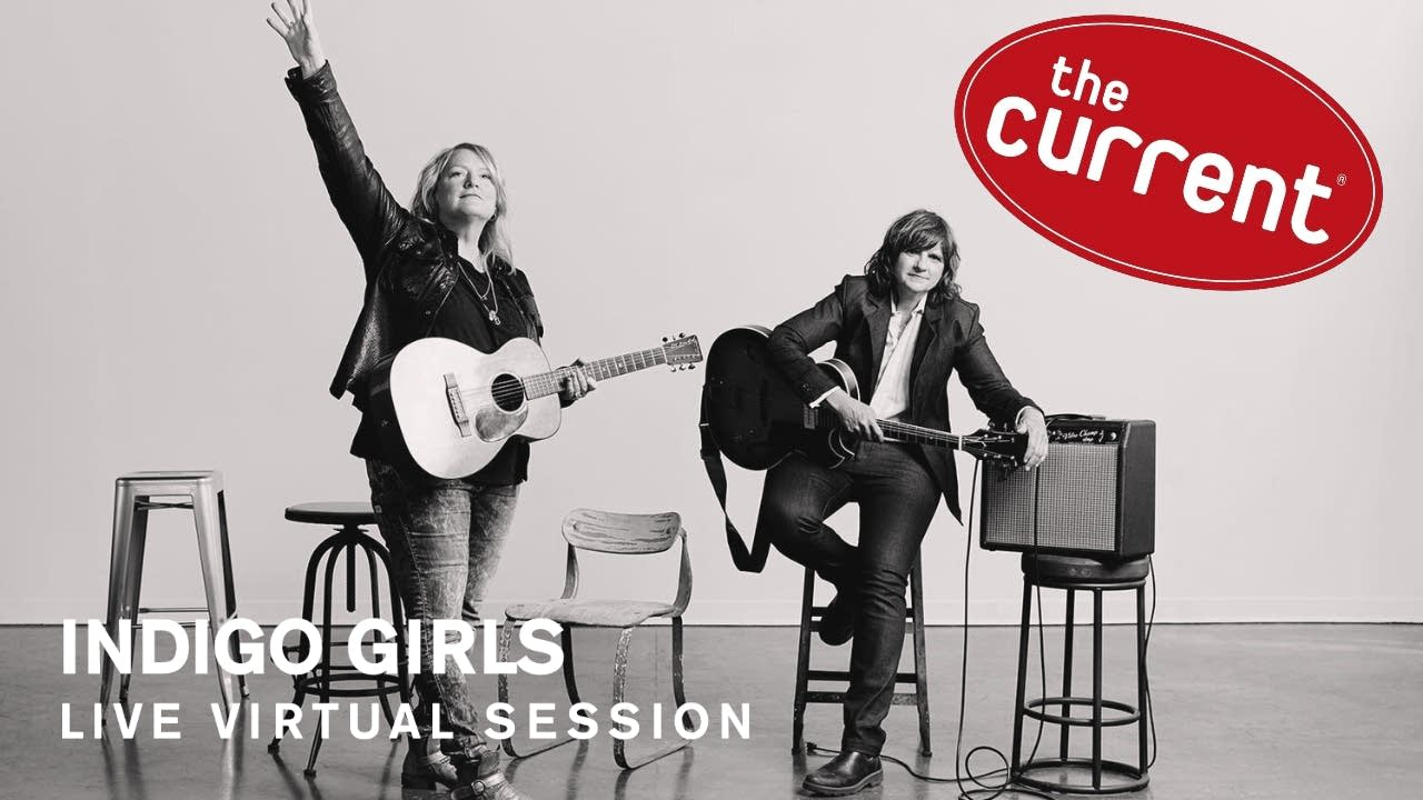 Live Virtual Session - Indigo Girls updated graphic