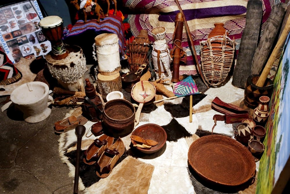 Somali artifacts