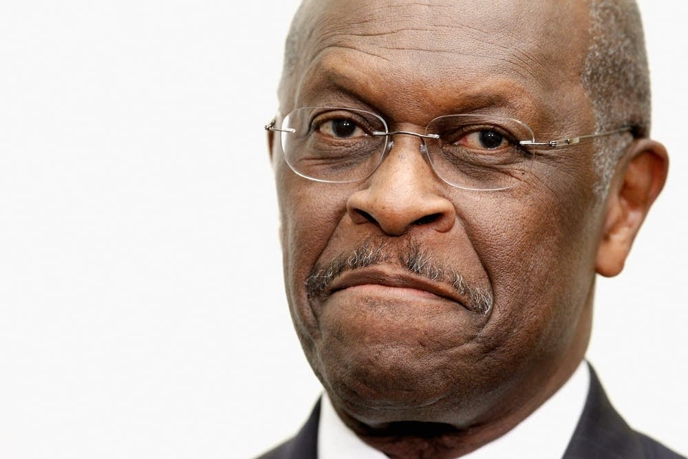 Image result for herman cain