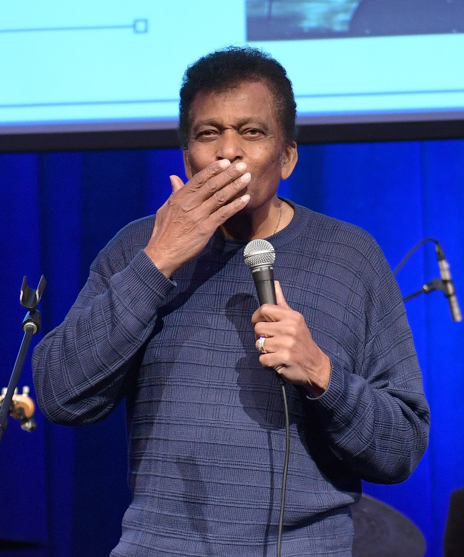Charley Pride photo from Getty