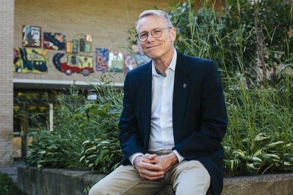 Minneapolis Mayoral Candidate Raymond Dehn