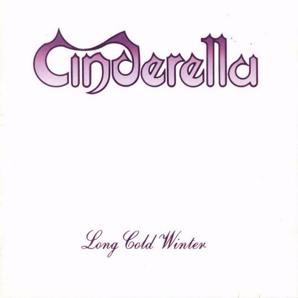 Cinderella альбом long cold winter скачать.