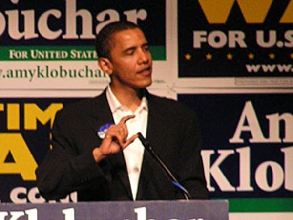 Barack in Rochester