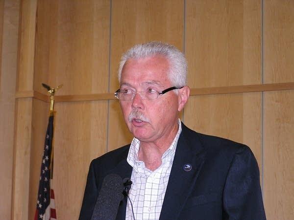 South Dakota Attorney General Larry Long