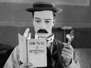Buster Keaton was known for doing his own stunts.