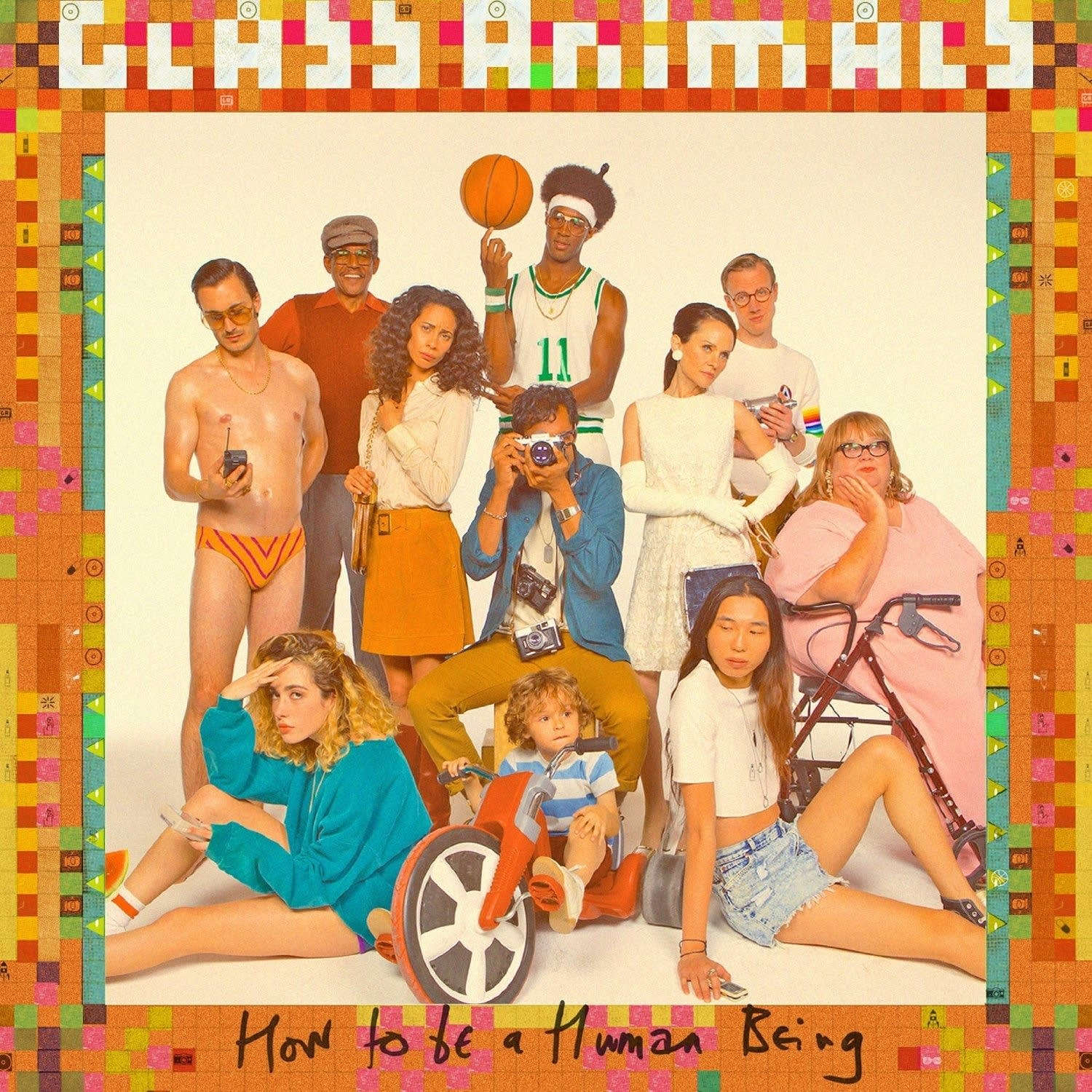 Glass Animals, 'How to Be a Human Being'