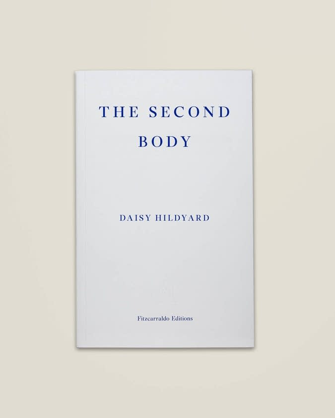 'The Second Body' by Daisy Hildyard