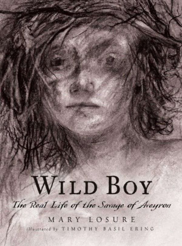 Image result for wild boy book