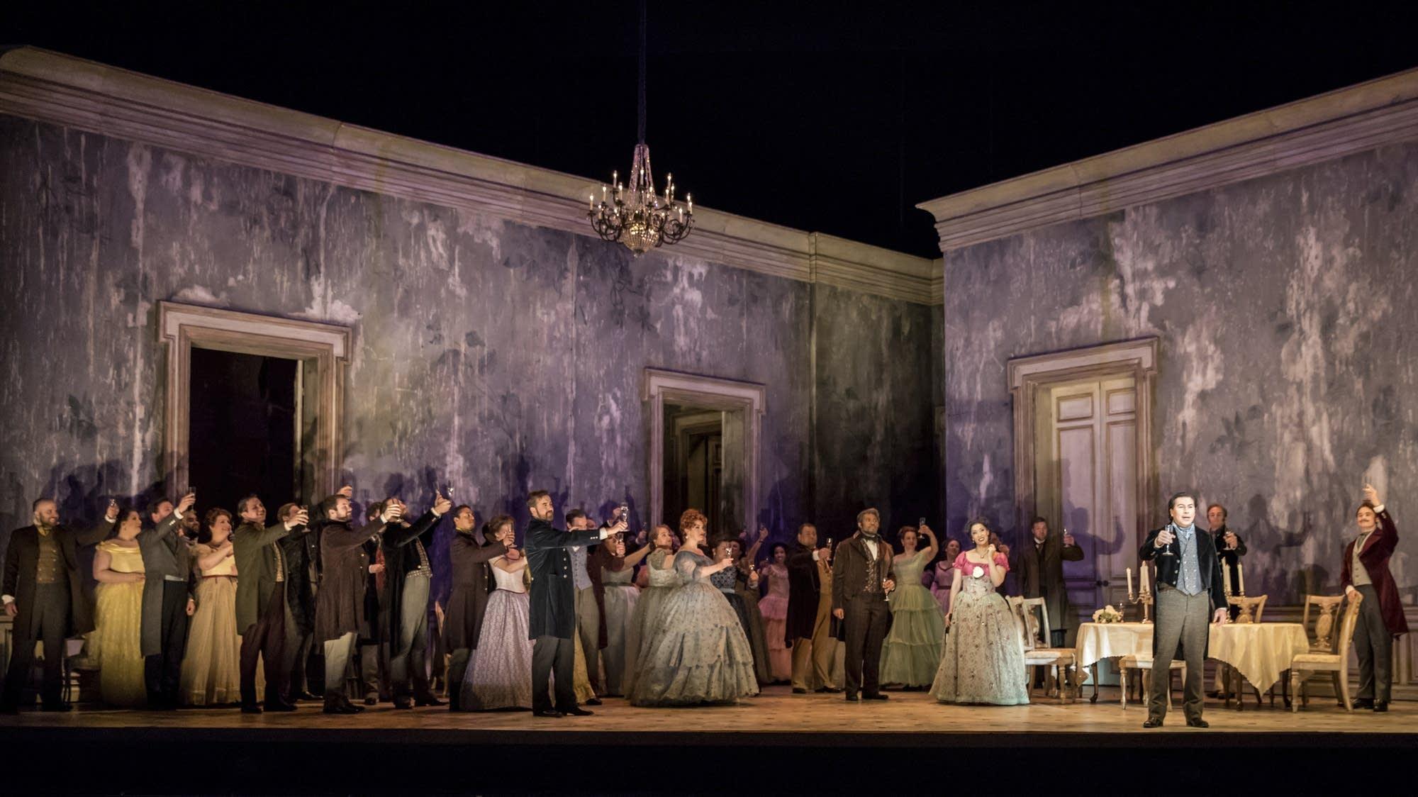 Minnesota Opera's 'La Traviata'