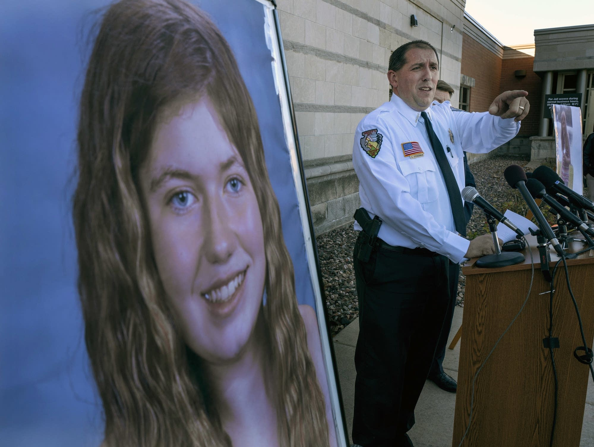 Search for Jayme Closs