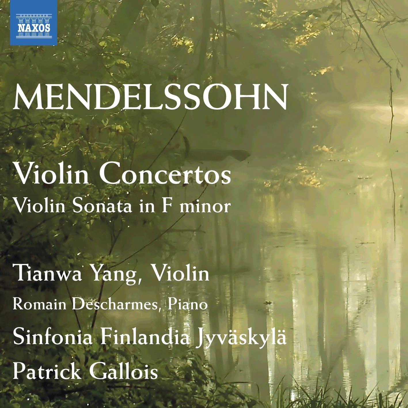Felix Mendelssohn - Violin Sonata: II. Poco adagio