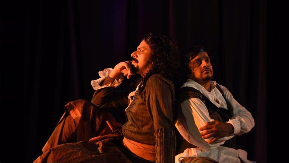 'Don Quixote' performance by Sahrdaya Foundation