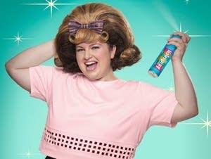 Maddie Baillio in 'Hairspray Live'