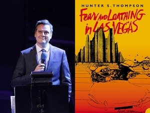 Luke Burbank on reading Hunter S. Thompson