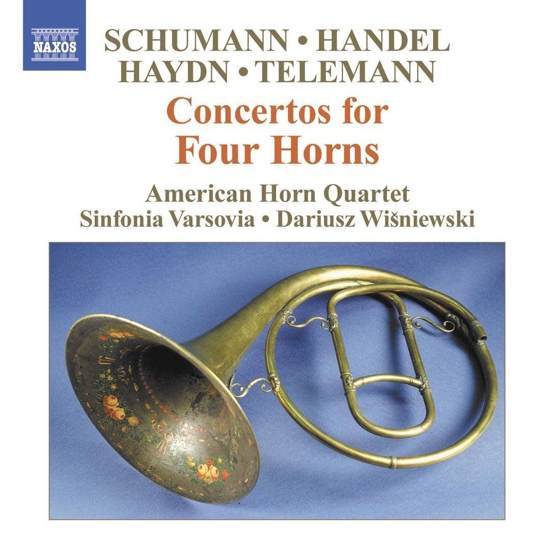 Robert Schumann - Konzertstuck: I. Lebhaft