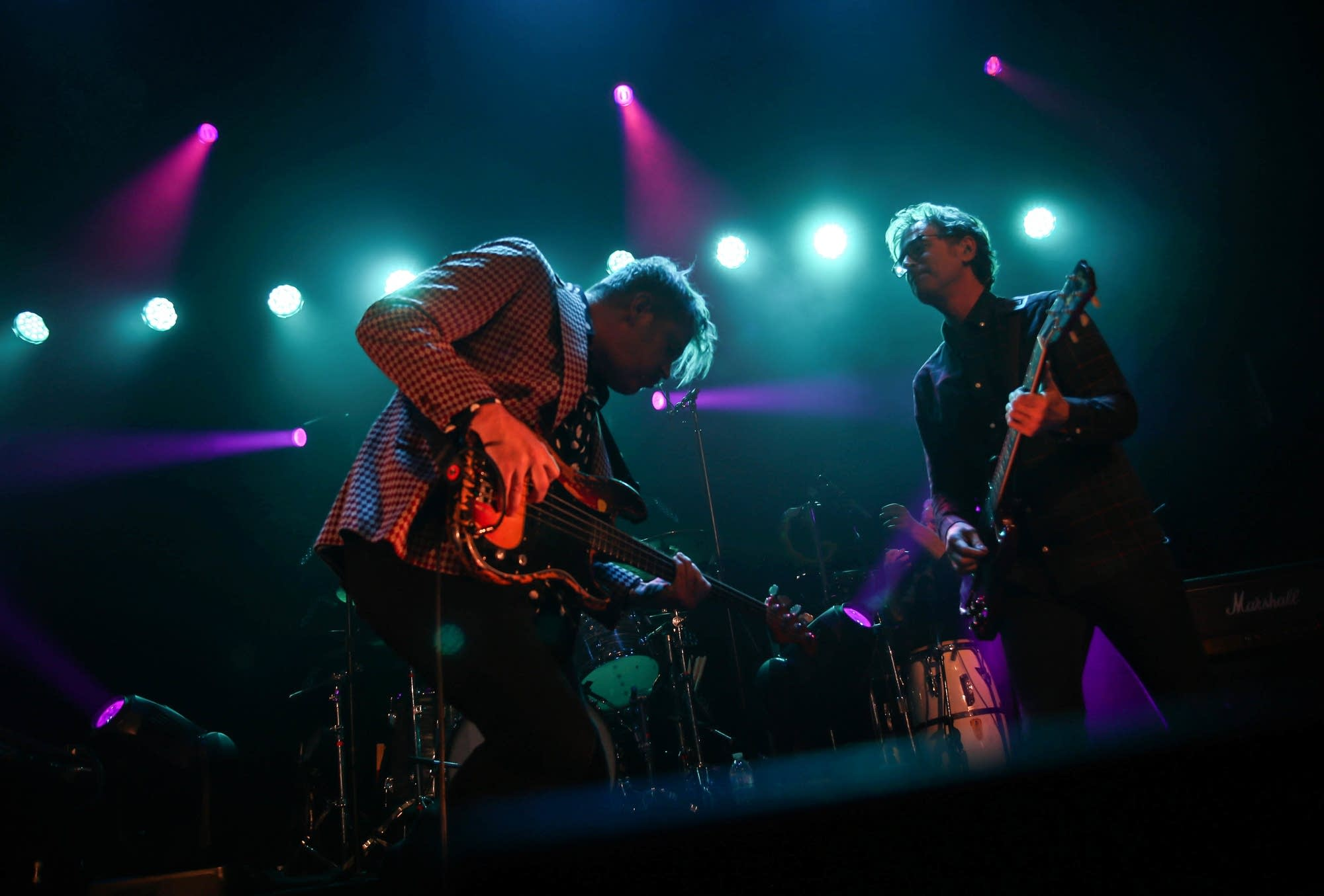 Semisonic performing at First Avenue