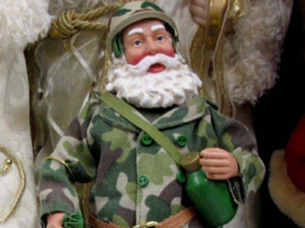 Sergeant  Claus