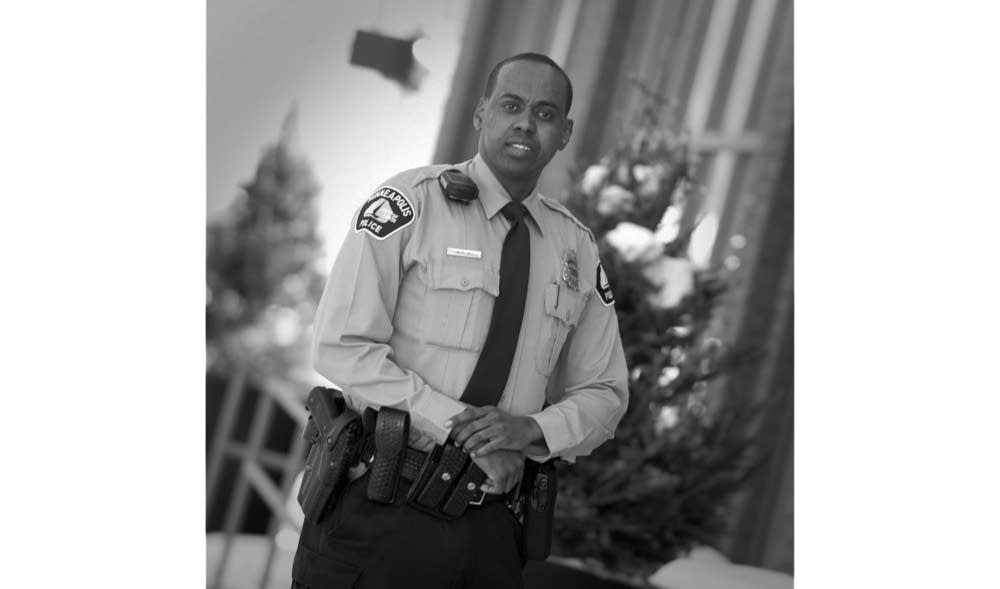 Abdiwahab Ali is a Minneapolis police officer