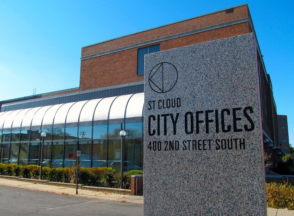 St. Cloud city office