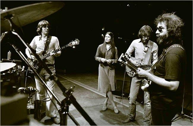 Grateful Dead 1977