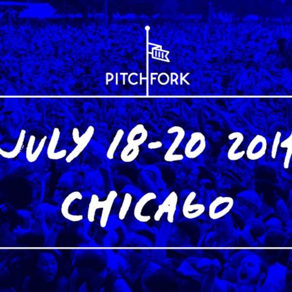 Pitchfork Festival 2014