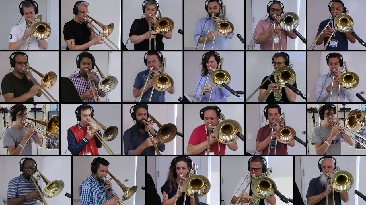 Watch: 'Bohemian Rhapsody' performed by 28 trombones will send shivers down your spine