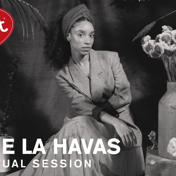 Lianne La Havas - Live Virtual Session graphic