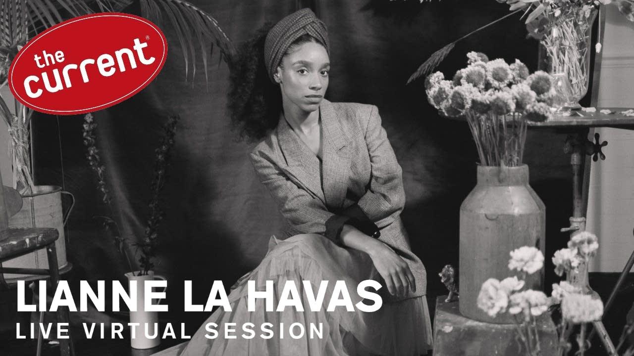 Lianne La Havas - Live Virtual Session graphic
