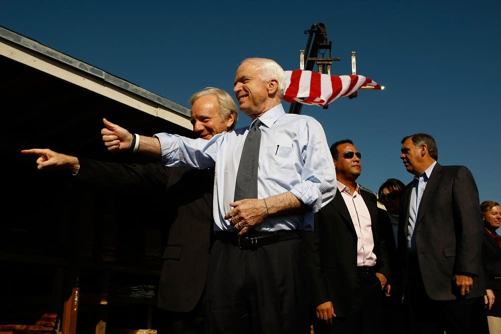 McCain campaigns in Miami, Florida