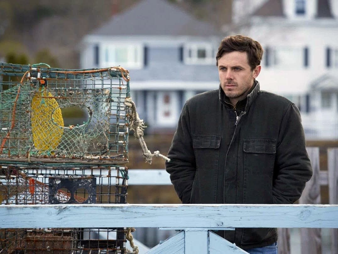 Casey Affleck in 'Manchester-by-the-Sea