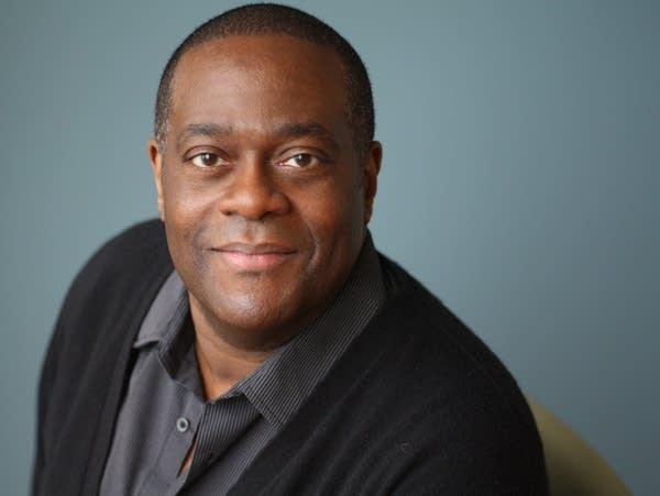 Author Edward Kelsey Moore