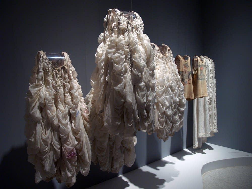 Parachute dresses