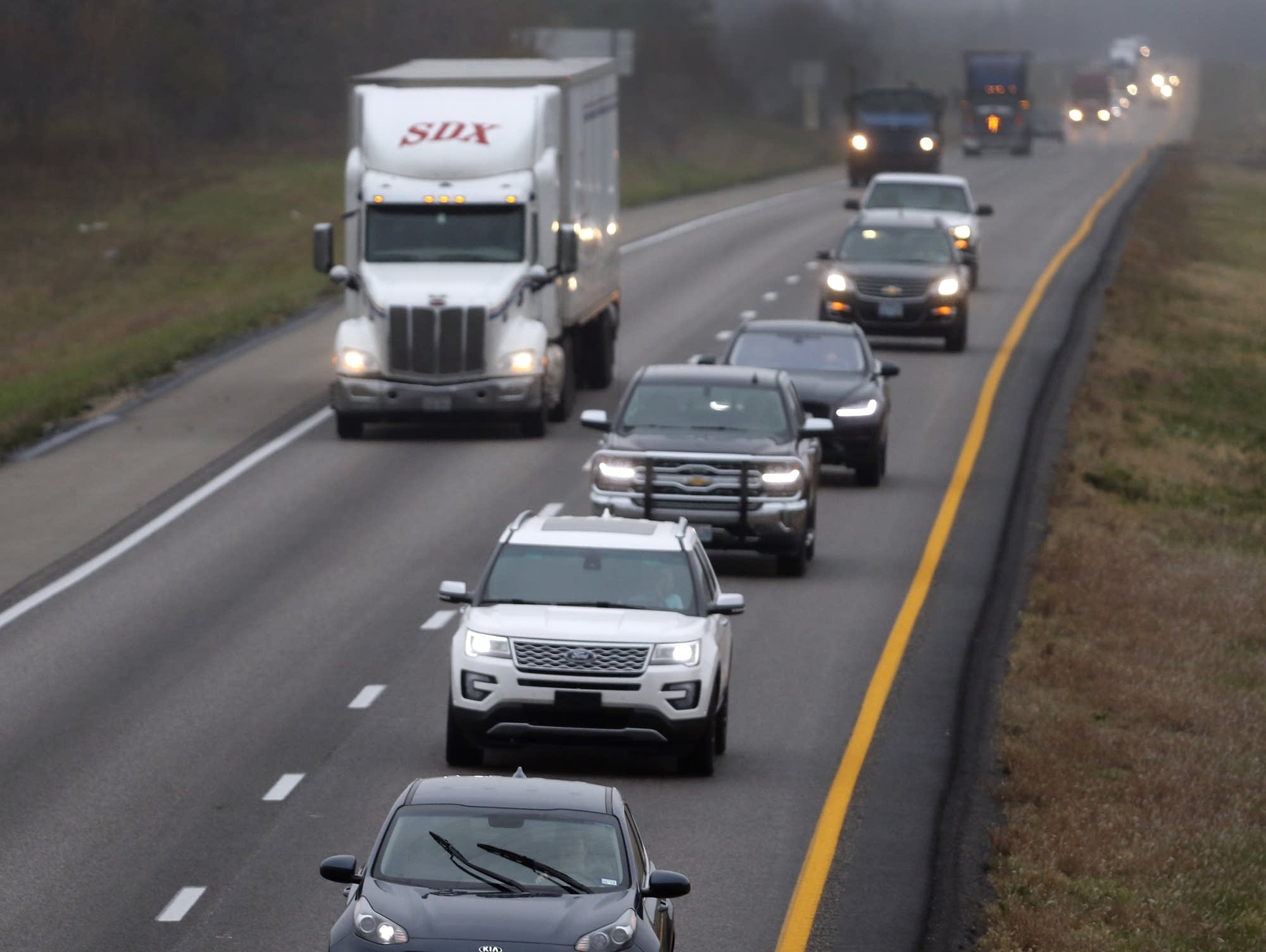 States push to keep highway inner lanes clear for passing ...