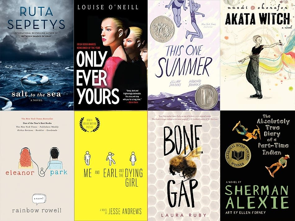 Ten Young Adult Books Adults Should Read Too Mpr News