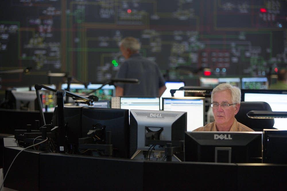 Xcel control center