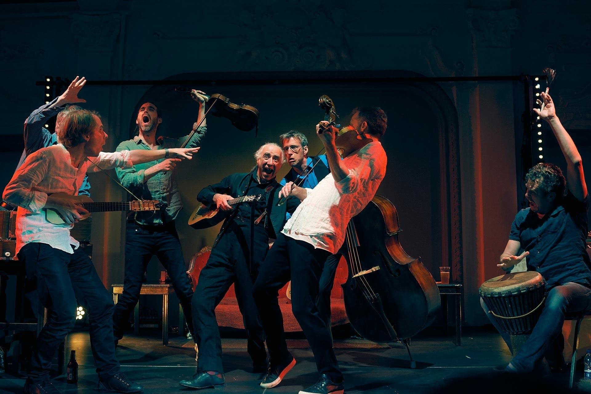 Bjarte Eike and Barokksolistene, the Alehouse Sessions