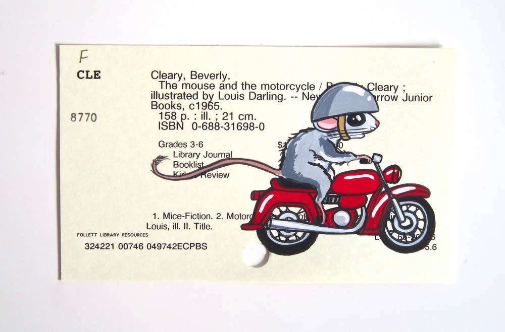 'The Mouse and the Motorcyle'