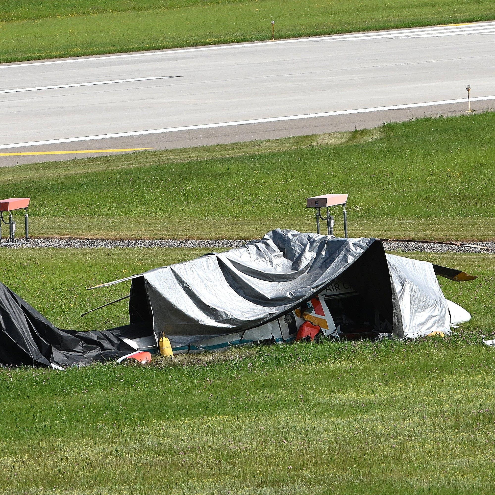Nurse, pilot killed in medical helicopter crash in Brainerd | MPR News