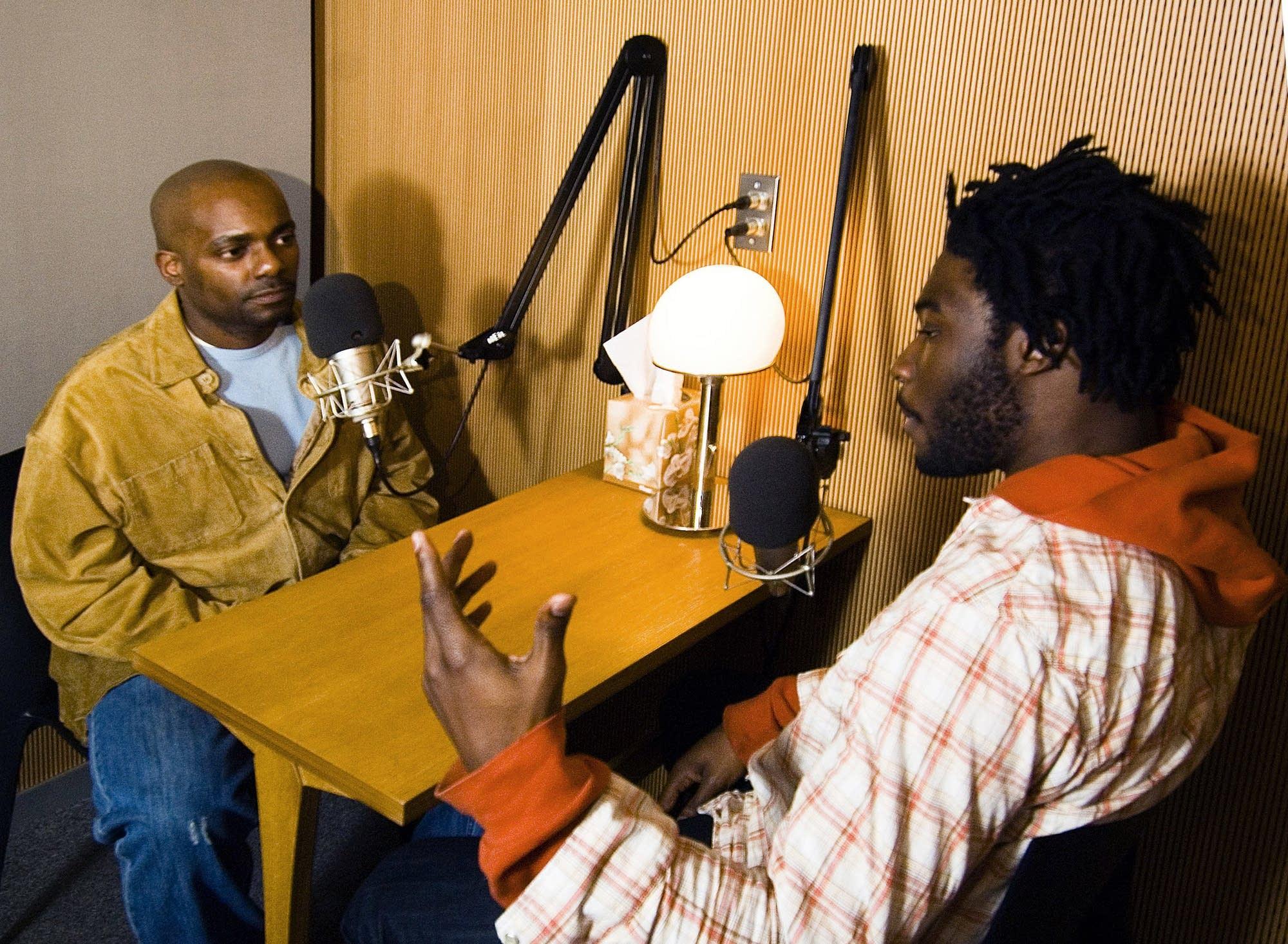 MPR 50 StoryCorps Residency
