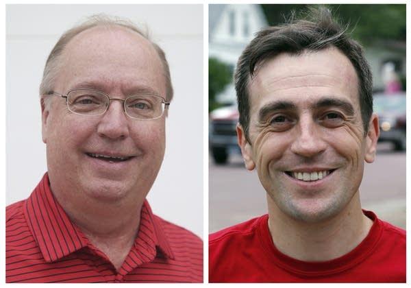 Jim Hagedorn, Dan Feehan