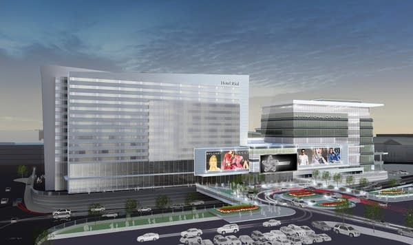 Mall of America expansion