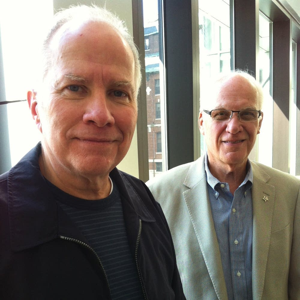William Swanson and Dan Bostrom