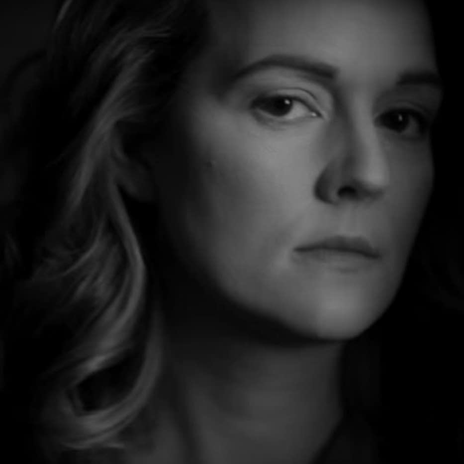 Brandi Carlile still frame from 'The Joke' video