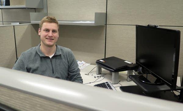 Alex Blenkush, Hennepin County geographic information systems